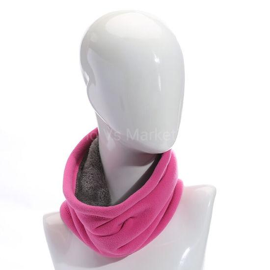 Boa polar fleece neck wrap