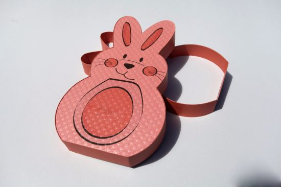 Customized Paper Cardboard Heart Shape Gift Boxes for Christmas pictures & photos