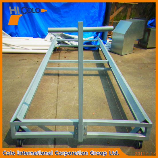 LPG Batch Powder Curing Oven System for Chair Legs pictures & photos