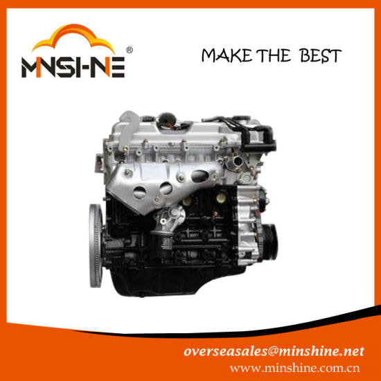 Auto Parts Inline 4 Cylinder 4 Stroke Water Cooling Complete Engine 4rb2 Gasoline for Toyota