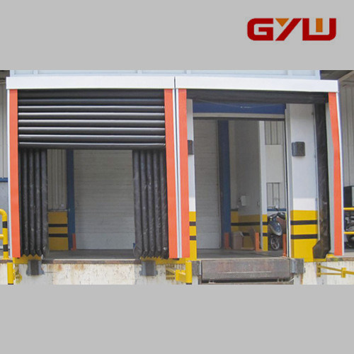 Automatic Rubber Inflation Door Shelter & China Automatic Rubber Inflation Door Shelter - China Door Shelter ...