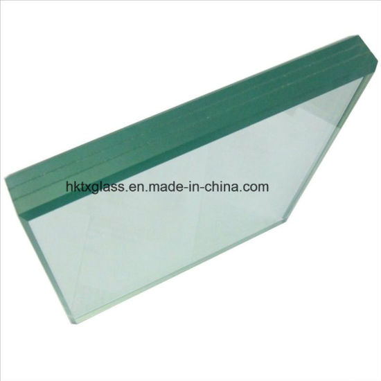 Safety Laminated Glass/ Stair Glass/ Fence Glass pictures & photos