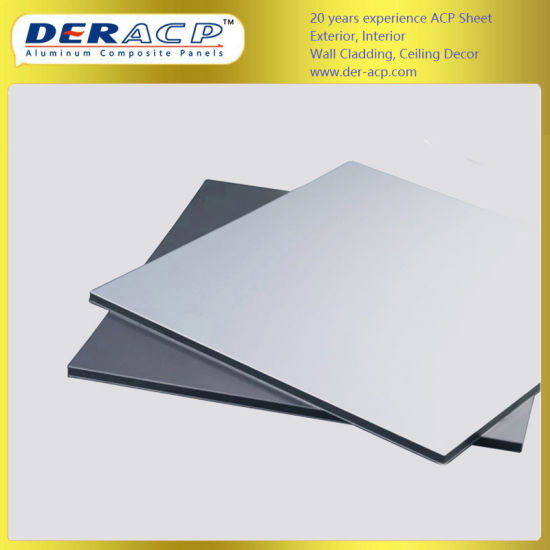 5mm/0.3mm Sign Material Aluminum Composite Panel for Advertising