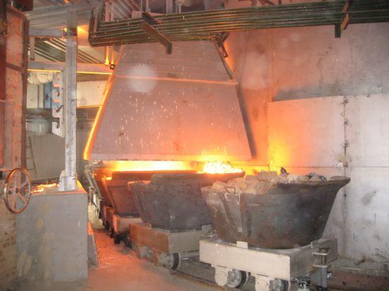 Semi-Closed Ferronickel Industrial Heating Submerged Electric Arc Furnace