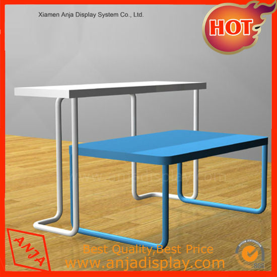 Excellent Quality Melamine Clothing Display Furniture for Shopping Center