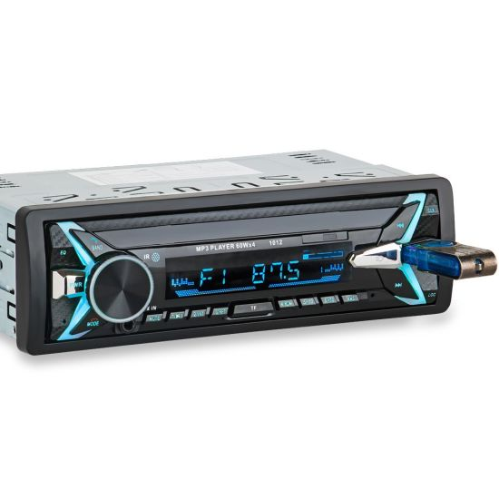 Nice Model High Power Mutil-Color Car MP3 Player with Blueooth