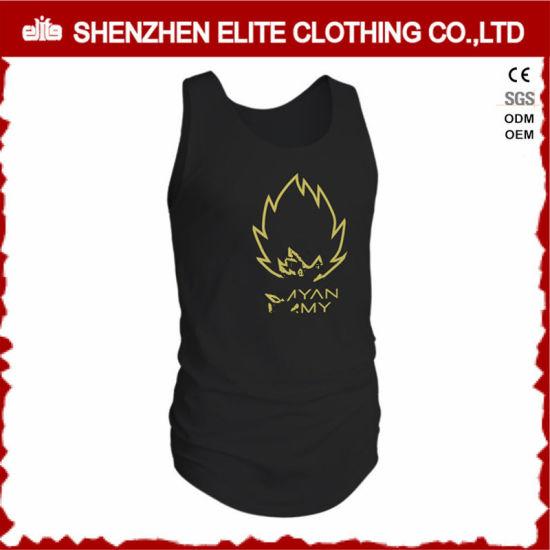 f0afdd83e9d031 China Wholesale Custom Made Cheap Cotton Tank Top (ELTVI-2) - China ...