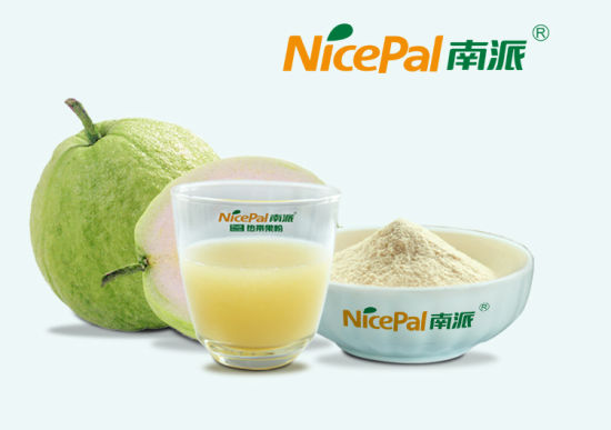 Fresh Dried Guava Fruit Juice Powder Extract From Fresh Guava pictures & photos