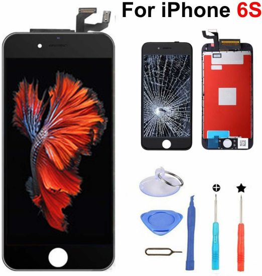 Mobile Phone LCD Display OEM LCD Screen Assembly Replacement for iPhone 6s
