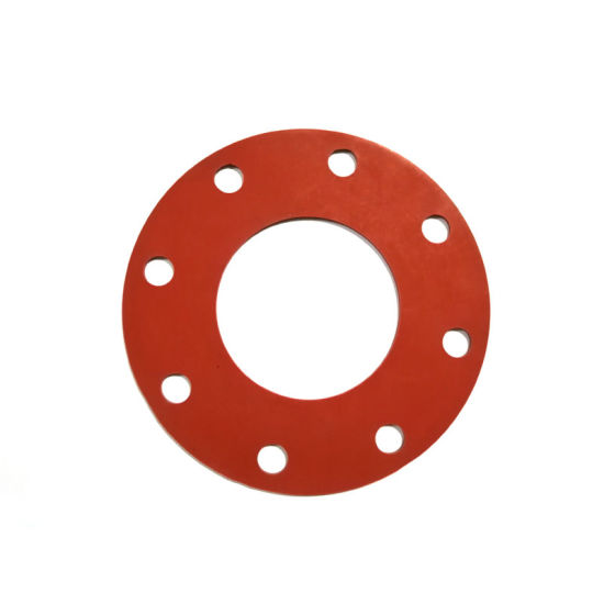Silicone Rubber Gasket Red Silicone Rubber O-Ring Seal Ring