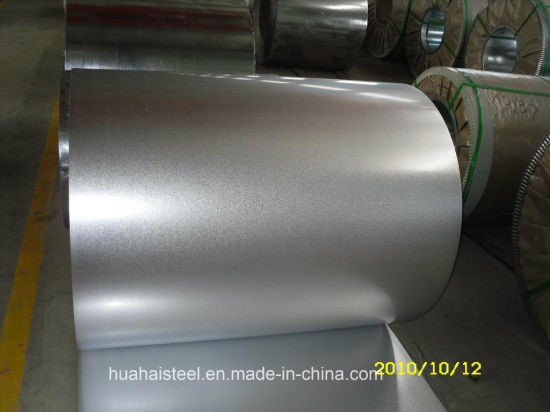 Hot Dipped Galvanized/Galvalume Steel in Coil/Sheet pictures & photos