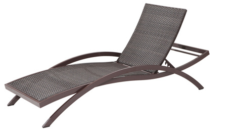 Outdoor Wicker/Rattan Furniture Chaise Lounge Set pictures & photos