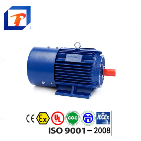 Selling Single Phase 2HP Electric Motor AC Induction Motor Made in China