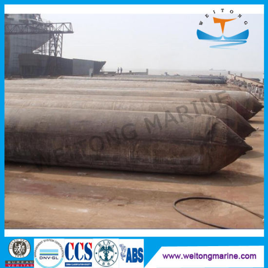Heavy Moving Airbag Ship Launching Pneumatic Airbag Marine Rubber Airbags
