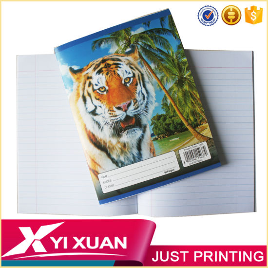 Cute Design Cheap Wholesale School Exercise Note Book A4 A5 A6 Classmate Notebook pictures & photos