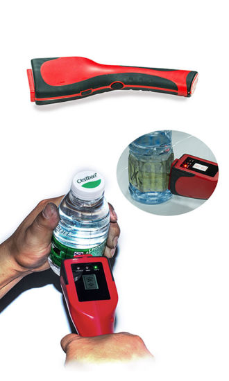 Best Selling Hand Held Liquid Detector for Bottle Detect pictures & photos