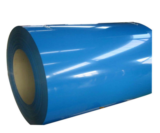 Roofing Materials Color Coated Galvanized PPGI Steel Coil