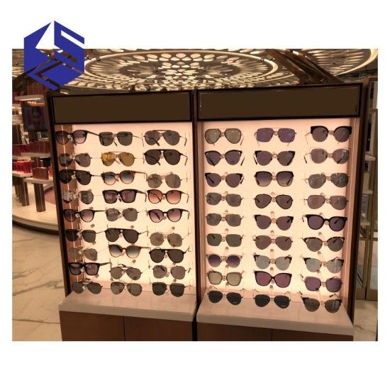 Hot Sale Optical Store Furniture Sunglasses Display Counter