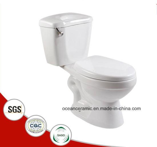 Excellent Hot Item 861 Upc Siphonic Water Closet Ceramic Two Piece Toilet Toilet Sanitary Ware Lamtechconsult Wood Chair Design Ideas Lamtechconsultcom