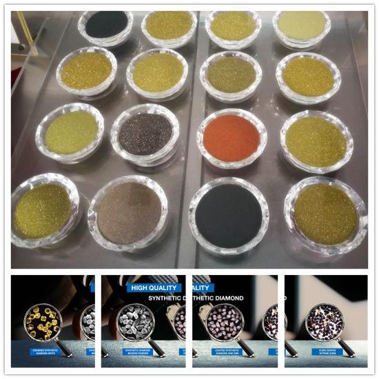 Industrial Synthetic Diamond Powder for Resin/Vitrified/Metal Bond Abrasives