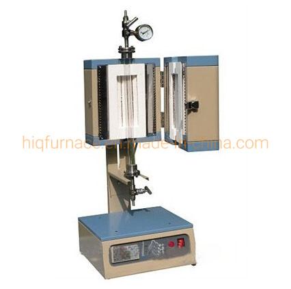 1200c Customized CVD Lab Vacuum Furnace Horizontal Quartz Tube Furnace, Three Heating Zone 1700 Degree Temperature Tube Furnace