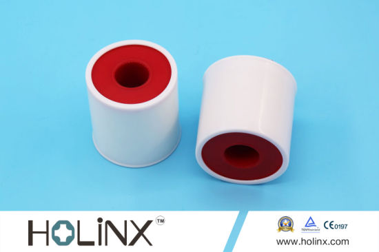 Athletic Zinc Oxide Strapping Rigid Sport Tape/Adhesive Zinc Oxide Surgical Tape Plaster pictures & photos