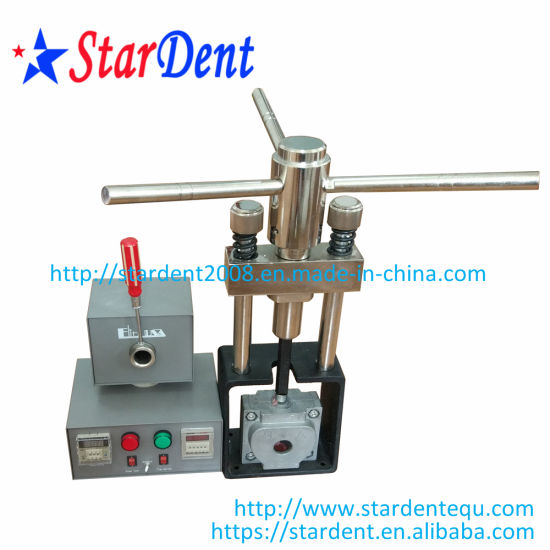 Dental Flask of Denture Injection System Machine pictures & photos