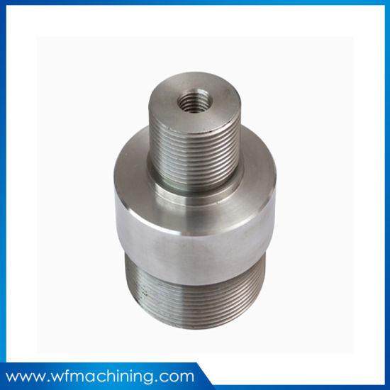 Copper/Aluminium/Steel Auto CNC Machined/Machining Part for Industrial Metal Processing