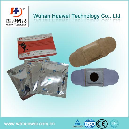 Traditional Chinese Formula Human Body Analgesic Fomentation Plaster