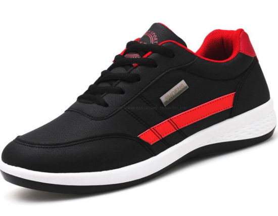 New Men Running Casual Shoes, Slip-on Sneakers Running Sports Shoes pictures & photos