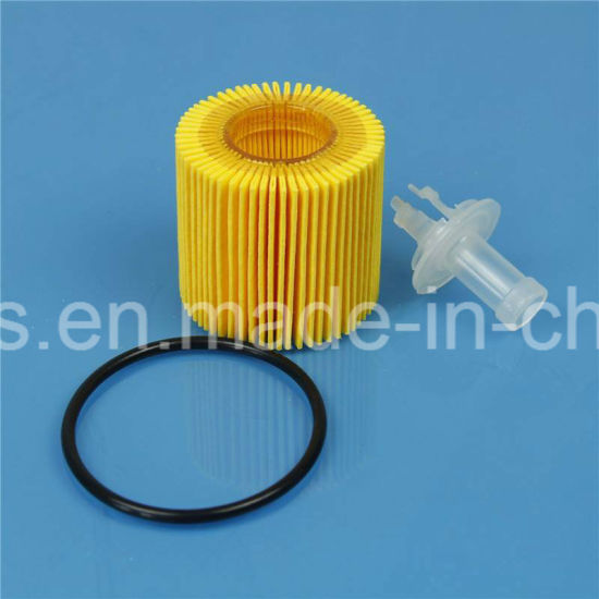 Auto cartridge Oil Filer for Toyota 04152-77010 pictures & photos