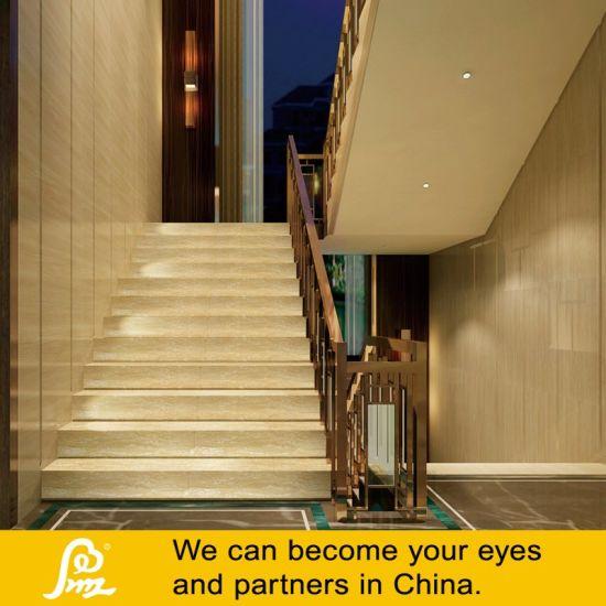 Polished Porcelain Floor Tile Steps Tiles Big Size 1200X330mm