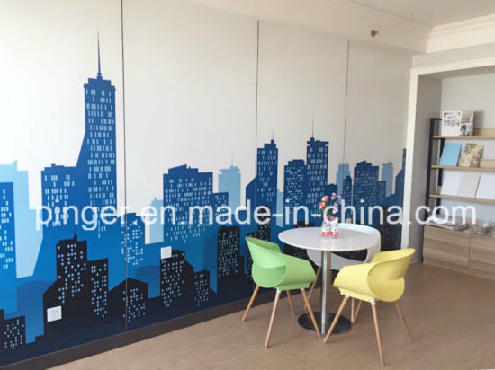 Decorative Vinyl Sheet Covering for Interior Wall pictures & photos