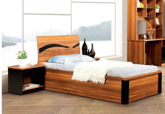 Small Bedroom Suit Furniture for Single Person Use pictures & photos