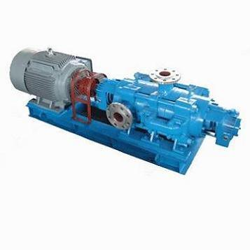 Mutlistage Centrifugal Pump for Drainage Pumping Station pictures & photos