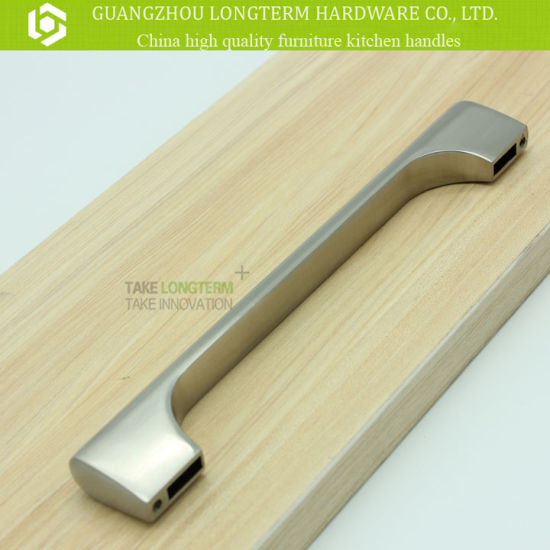 India Popular Bright Simple Handle for Dresser Furniture pictures & photos