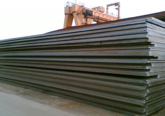 Carbon Steel Plate (S235JR) pictures & photos