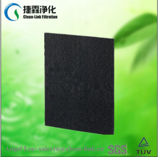 Carbon Activated Filter Media Roll pictures & photos