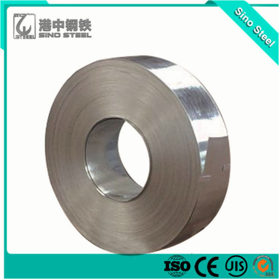 Z45 Hot Dipped Galvanized/ Zinc Coated Steel Strip with SGS Standard Test