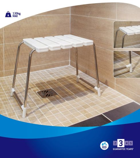 China Ss Anti-Slip Bath Stool Shower Chair for Old and Disabled ...