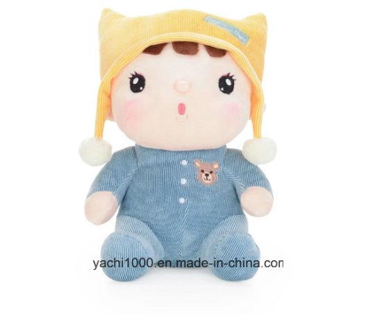 Custom Plush Stuffed Toy Cute Amerian Girl Doll