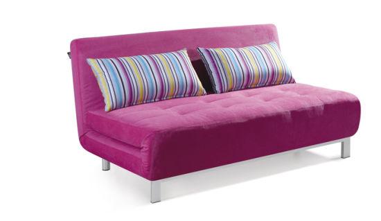 China Fabric Functional Leisure Folded Living Room Furniture Sofa ...
