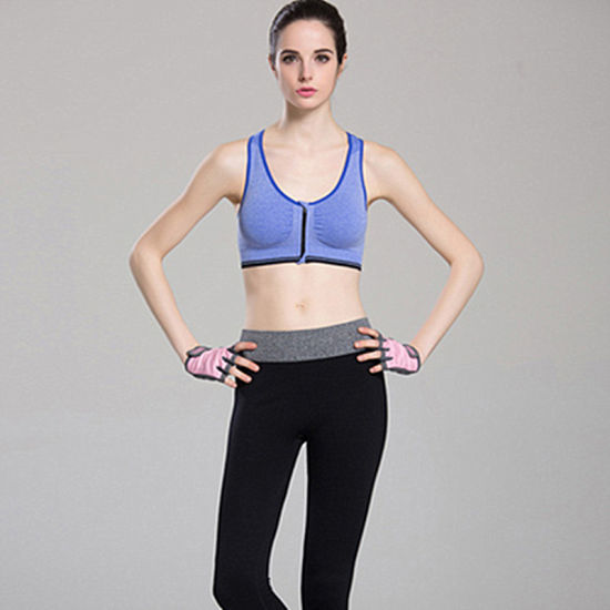 abe191a845 ... Bra  Women s Removable Padded Sports Bras Medium Support Workout Yoga  ...