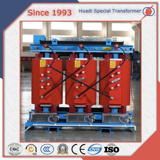 China 3 Phase Distribution Dry Type Transformer for Mine - China Dry ...