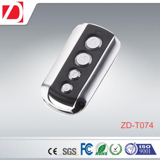 China Universal Wireless Duplicate Remote Control for Auto