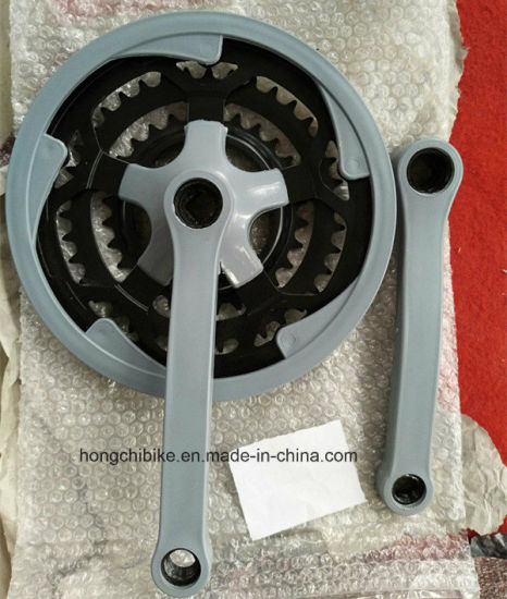 Bicycle Spare Parts Chainwheel and Crank (HC-CWC-1001) pictures & photos