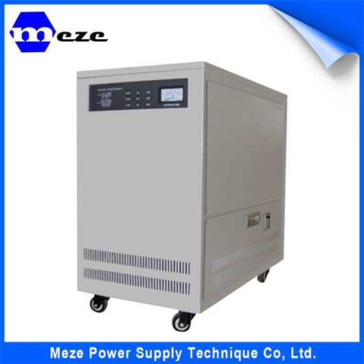 250kVA Static Automatic Voltage Regulator, 120kVA SCR Control Non-Contact Static Voltage Stabilizer pictures & photos
