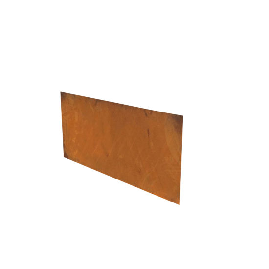 Hot Rolled A588 Corten a Weather Resistant Steel Plate