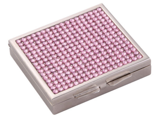 Wholesale Compact Powder Box with Window pictures & photos