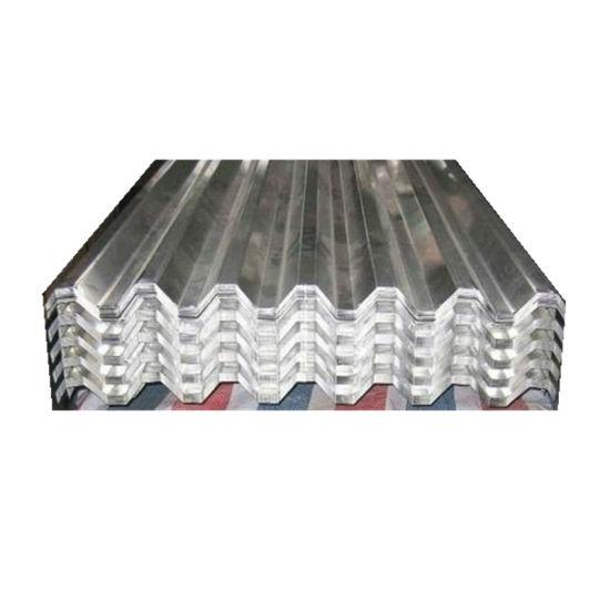 Corrugated Zinc Roofing Sheet Corrugated Galvanized Steel Sheet Price